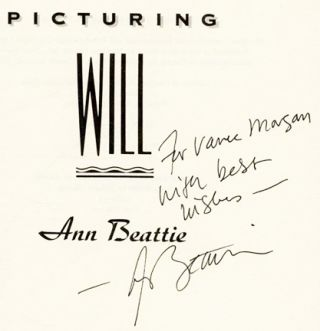 Picturing Will - 1st US Edition/1st Printing