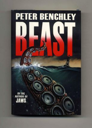 Beast - 1st Edition/1st Printing. Peter Benchley.