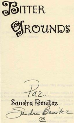 Bitter Grounds - 1st Edition/1st Printing