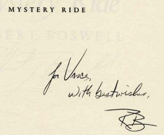 Mystery Ride - 1st Edition/1st Printing