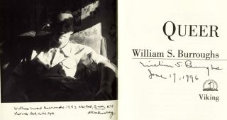Queer - 1st Edition/1st Printing