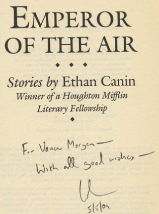 Emperor of the Air - 1st Edition/1st Printing