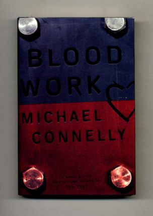 Blood Work -1st US Edition/1st Printing