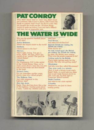 The Water is Wide - 1st Edition/1st Printing. Pat Conroy.