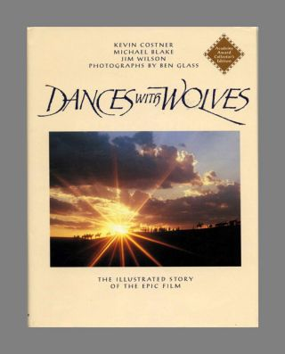Dances with Wolves - 1st Edition/1st Printing