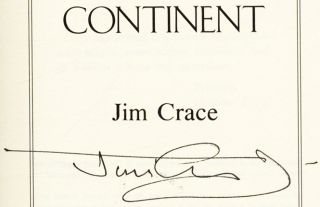 Continent -1st US Edition/1st Printing
