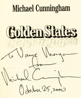 Golden States - 1st Edition/1st Printing