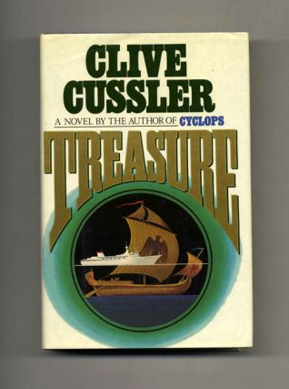 Treasure - 1st Edition/1st Printing. Clive Cussler.