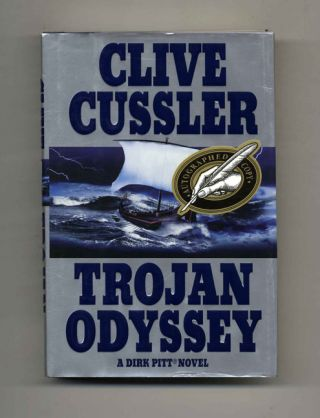 Trojan Odyssey - 1st Edition/1st Printing. Clive Cussler