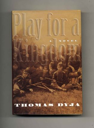 Play for a Kingdom - 1st Edition/1st Printing