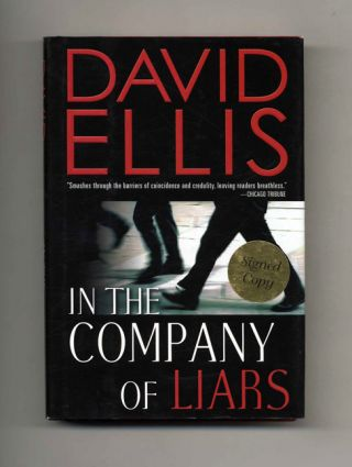 In the Company of Liars - 1st Edition/1st Printing