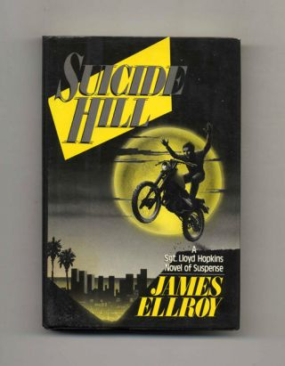 Suicide Hill - 1st Edition/1st Printing