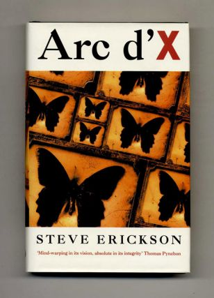 Arc d'X - 1st UK Edition/1st Printing
