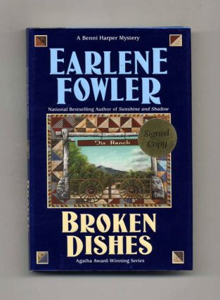 Broken Dishes - 1st Edition/1st Printing