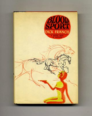 Blood Sport - 1st US Edition/1st Printing