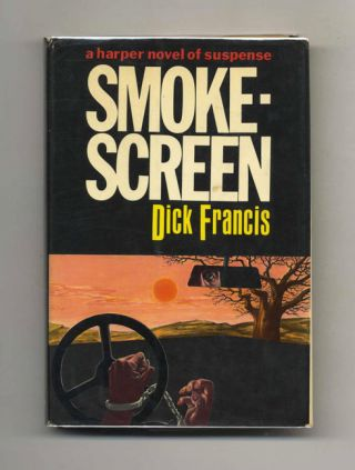 Smokescreen - 1st US Edition/1st Printing