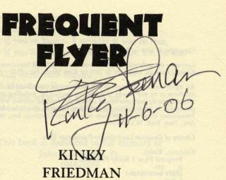 Frequent Flyer - 1st Edition/1st Printing