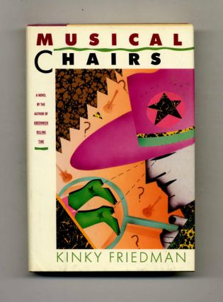 Musical Chairs - 1st Edition/1st Printing
