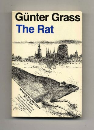The Rat - Advance Reading Copy. Günter Grass, Ralph Manheim