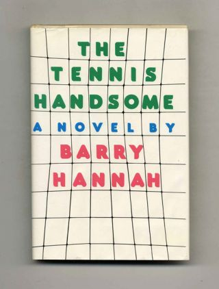 The Tennis Handsome - 1st Edition/1st Printing