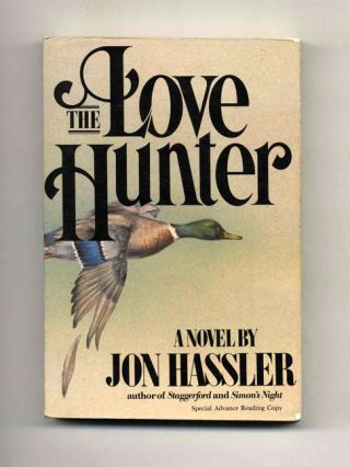 The Love Hunter. Jon Hassler