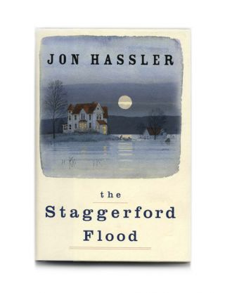 The Staggerford Flood - 1st Edition/1st Printing
