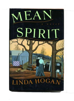 Mean Spirit - 1st Edition/1st Printing