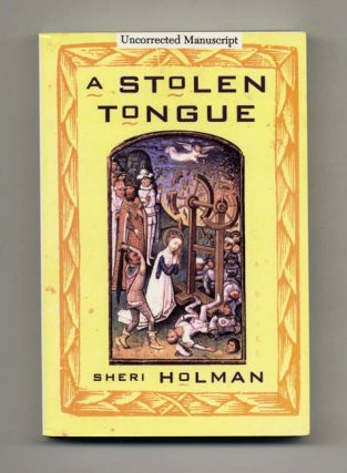 A Stolen Tongue - 1st Edition/1st Printing