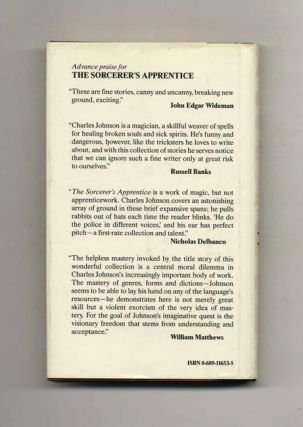 The Sorcerer's Apprentice - 1st Edition/1st Printing