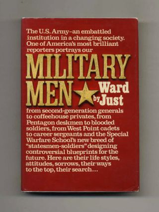 Military Men - 1st Edition/1st Printing