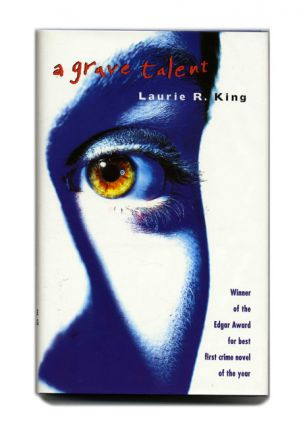 A Grave Talent - 1st UK Edition/1st Printing. Laurie King
