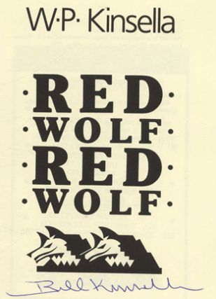 Red Wolf, Red Wolf - 1st Edition/1st Printing