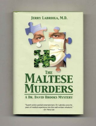 The Maltese Murders - 1st Edition/1st Printing