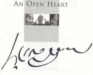 An Open Heart - 1st Edition/1st Printing