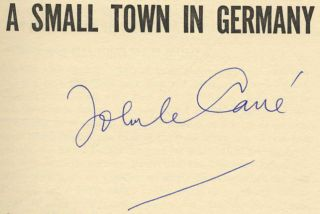 A Small Town in Germany - 1st US Edition/1st Printing