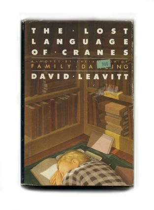 The Lost Language of Cranes - 1st Edition/1st Printing