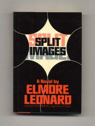 Split Images - 1st Edition/1st Printing