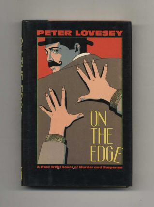 On the Edge - 1st Edition/1st Printing