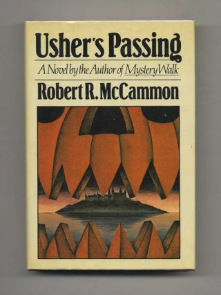 Usher's Passing - 1st Edition/1st Printing