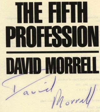 The Fifth Profession - 1st Edition/1st Printing