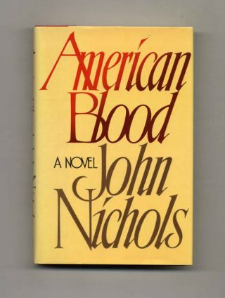 American Blood - 1st Edition/1st Printing