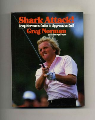 Shark Attack! - 1st Edition/1st Printing
