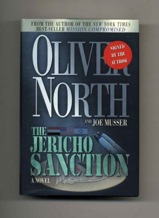 The Jericho Sanction - 1st Edition/1st Printing