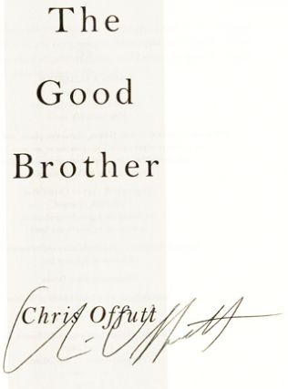 The Good Brother - 1st Edition/1st Printing