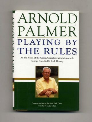 Playing by the Rules - 1st Edition/1st Printing