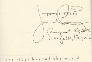 The River Beyond the World - 1st Edition/1st Printing