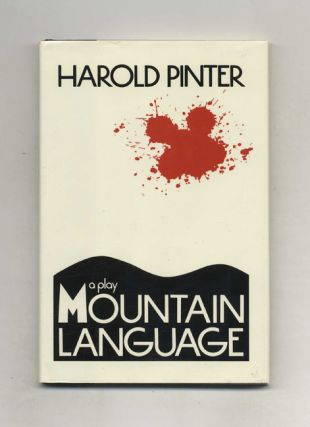Mountain Language. Harold Pinter