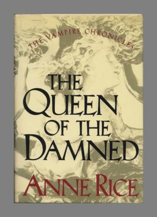 The Queen of the Damned - 1st Edition/1st Printing. Anne Rice.