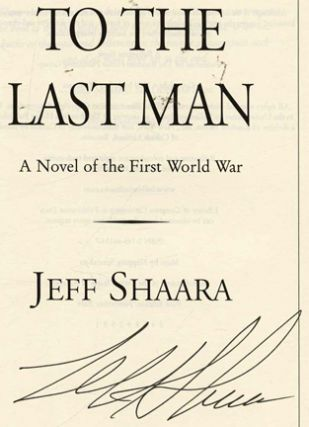 To The Last Man - 1st Edition/1st Printing