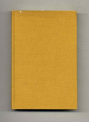 Collected Poems - 1st Edition/1st Printing